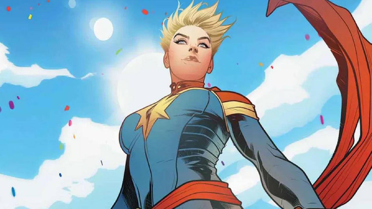 Captain Marvel Will Make Her Avengers Debut