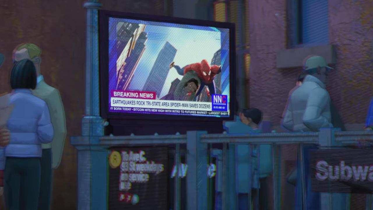 Spider-Man Is Alive