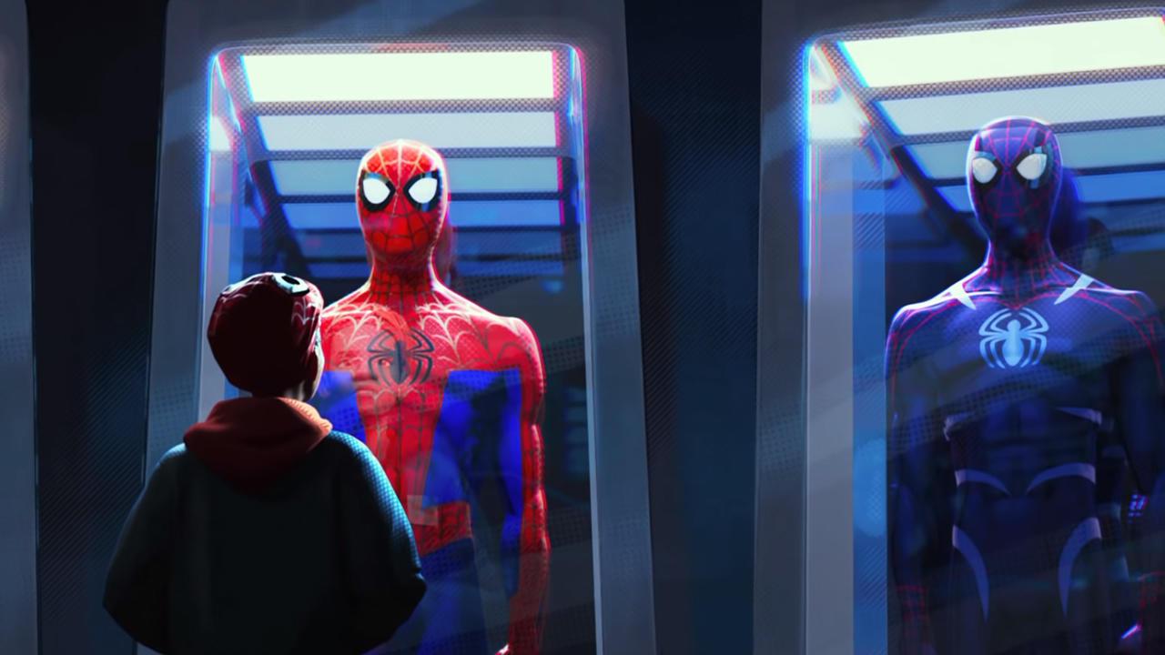 Secret War Spider-Man