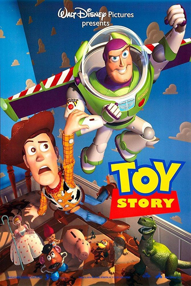 2. Toy Story (1995)