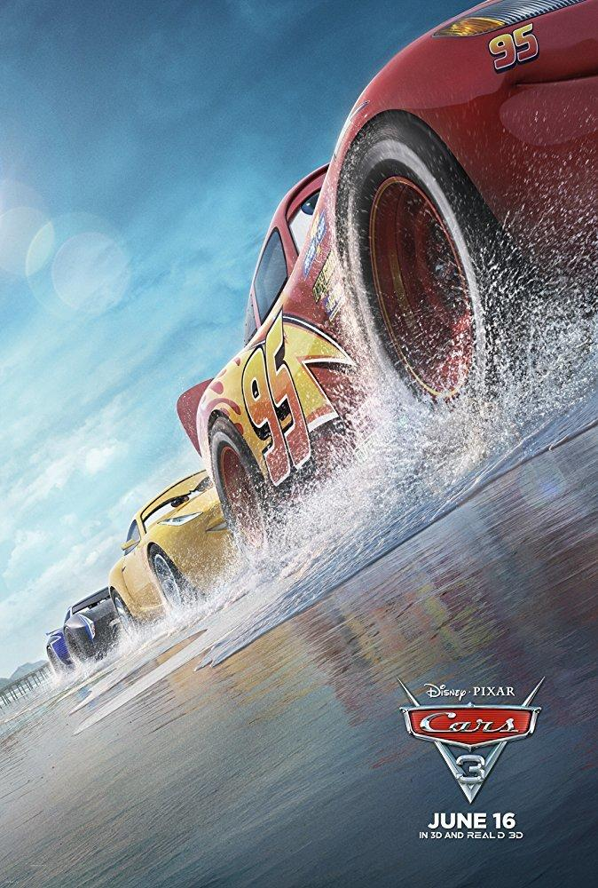 19. Cars 3 (2017)
