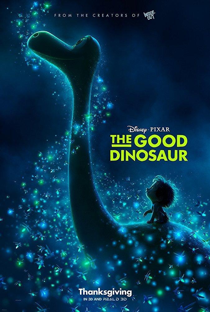 17.The Good Dinosaur (2015)