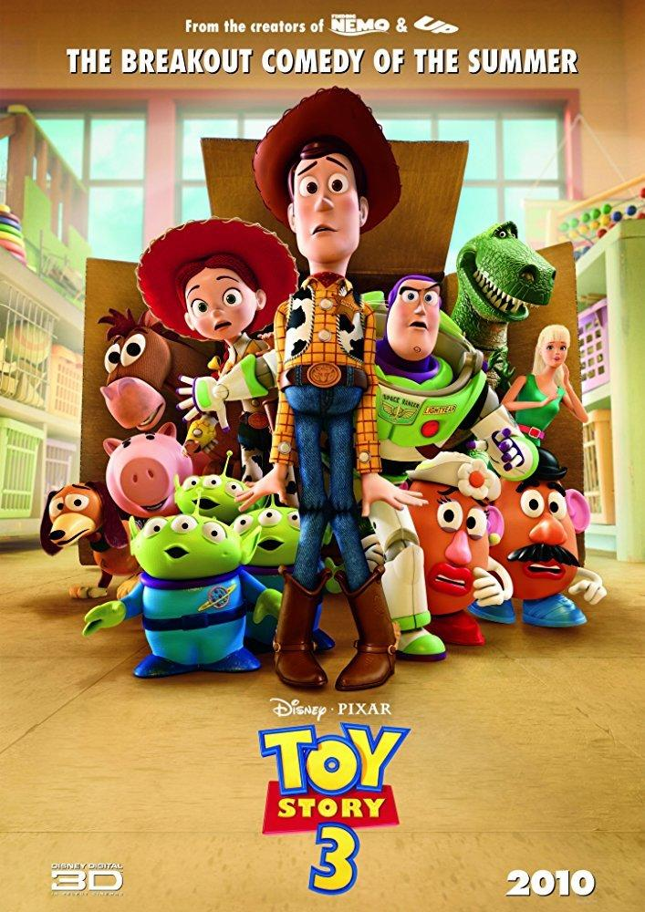 7. Toy Story 3 (2010)