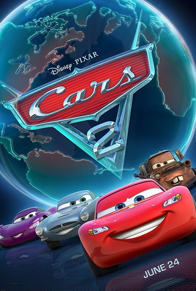 20. Cars 2 (2011)