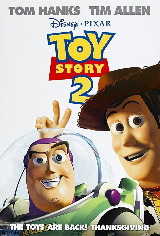 9. Toy Story 2 (1999)