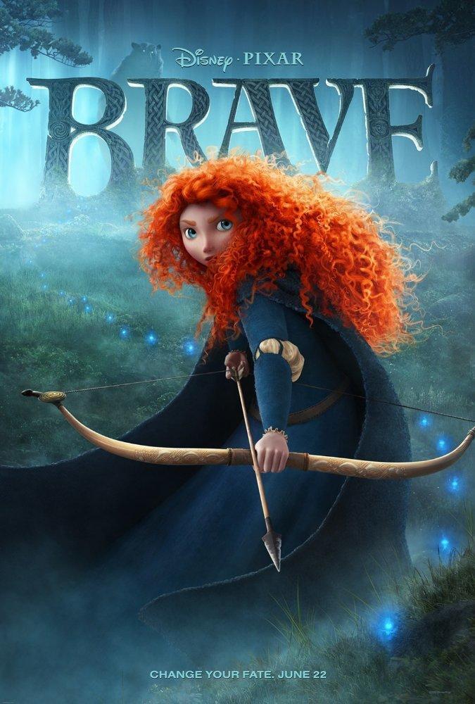16. Brave (2012)