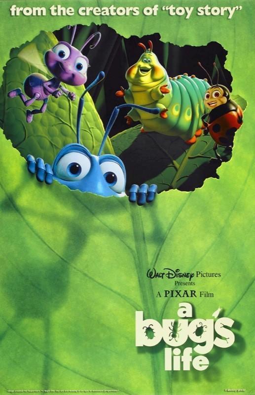 13. A Bug's Life (1998)