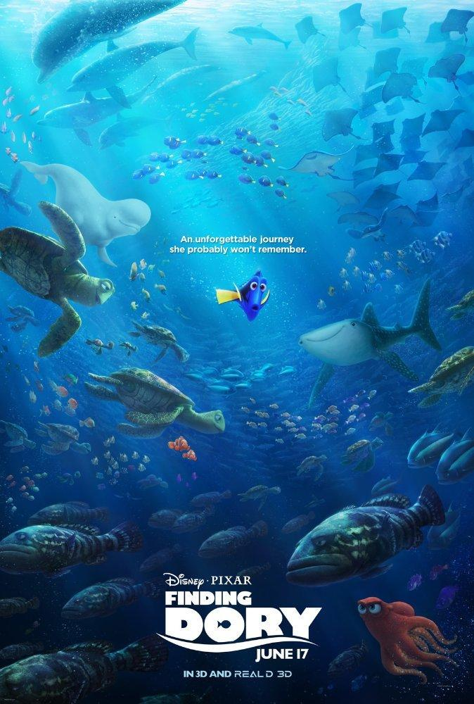 14. Finding Dory (2016)