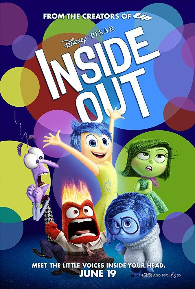 4. Inside Out (2015)