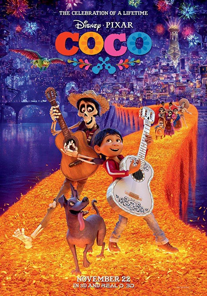 10. Coco (2017)