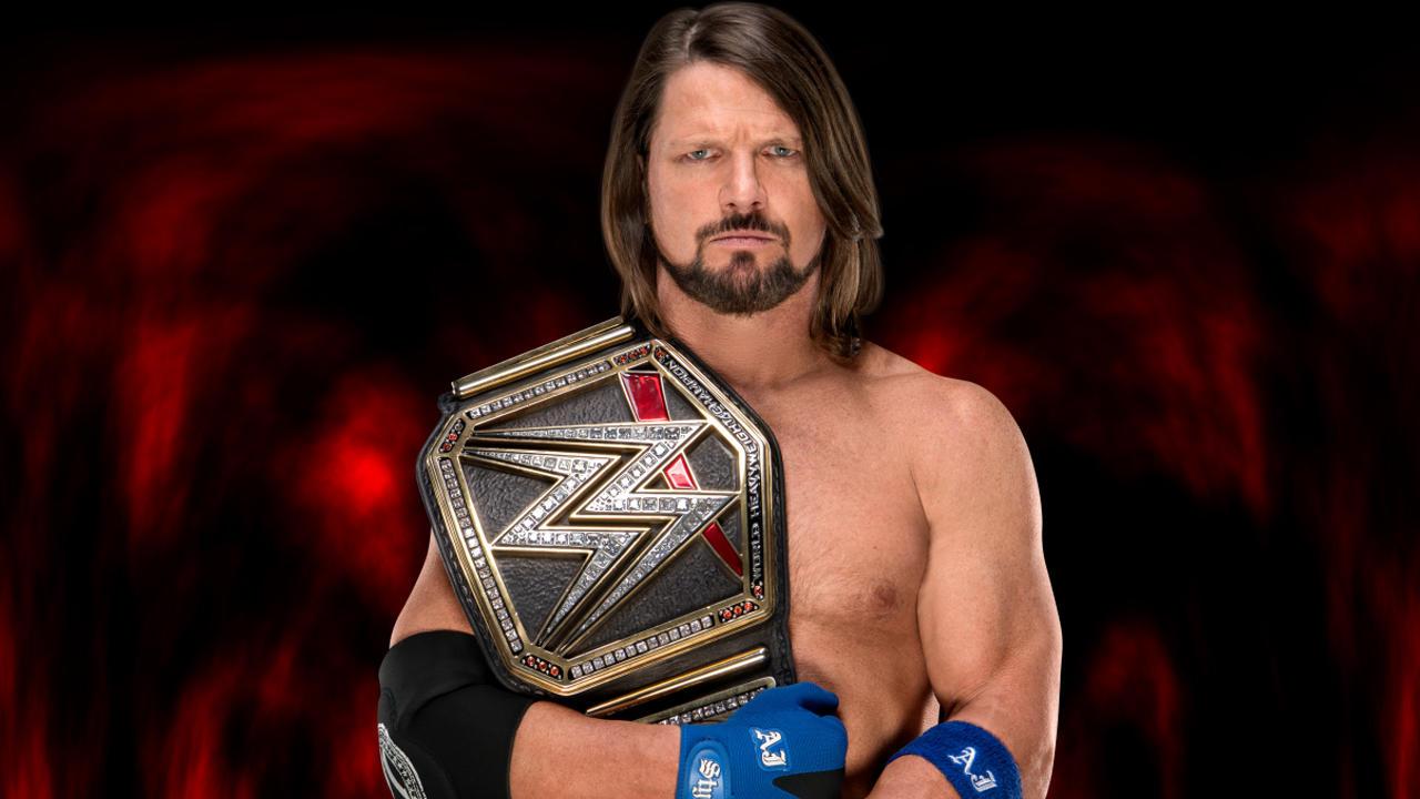 AJ Styles (Smackdown)