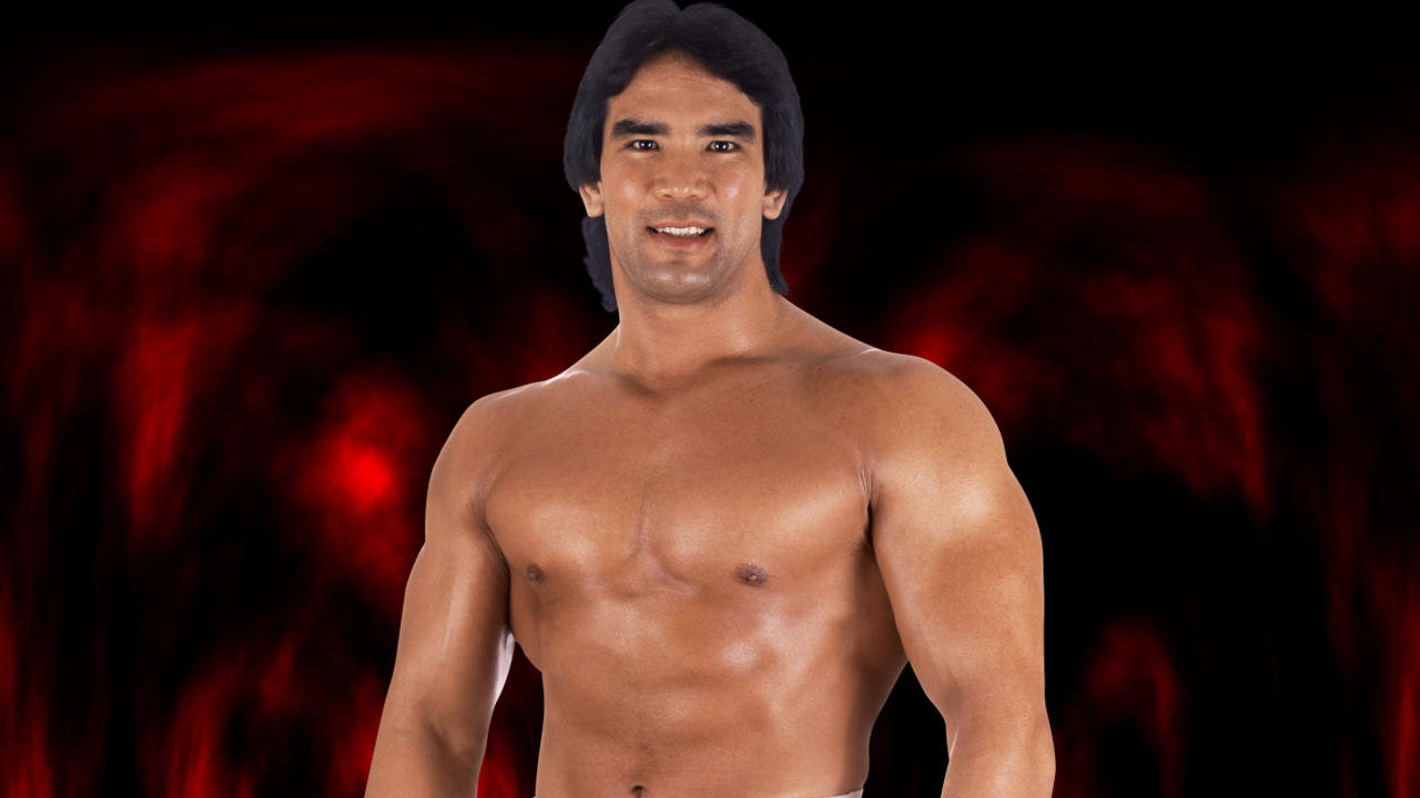 """Ricky """"The Dragon"""" Steamboat (Legend)"""