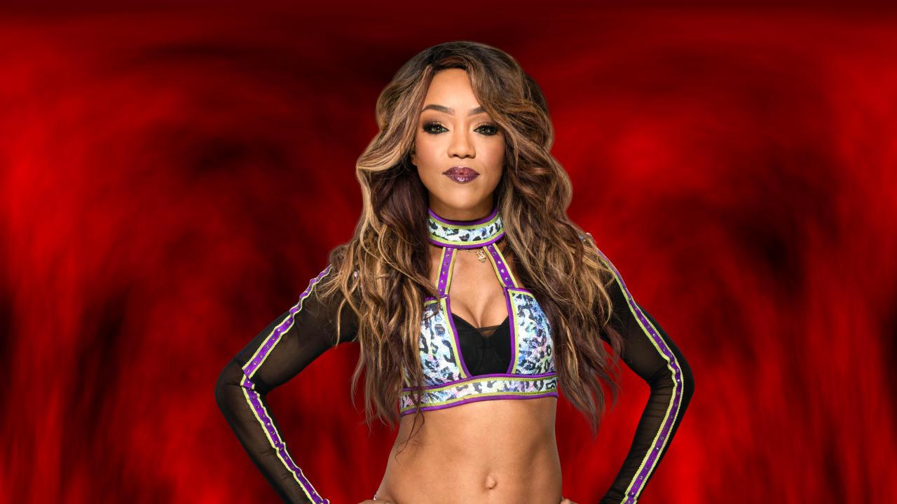 Alicia Fox (Raw)