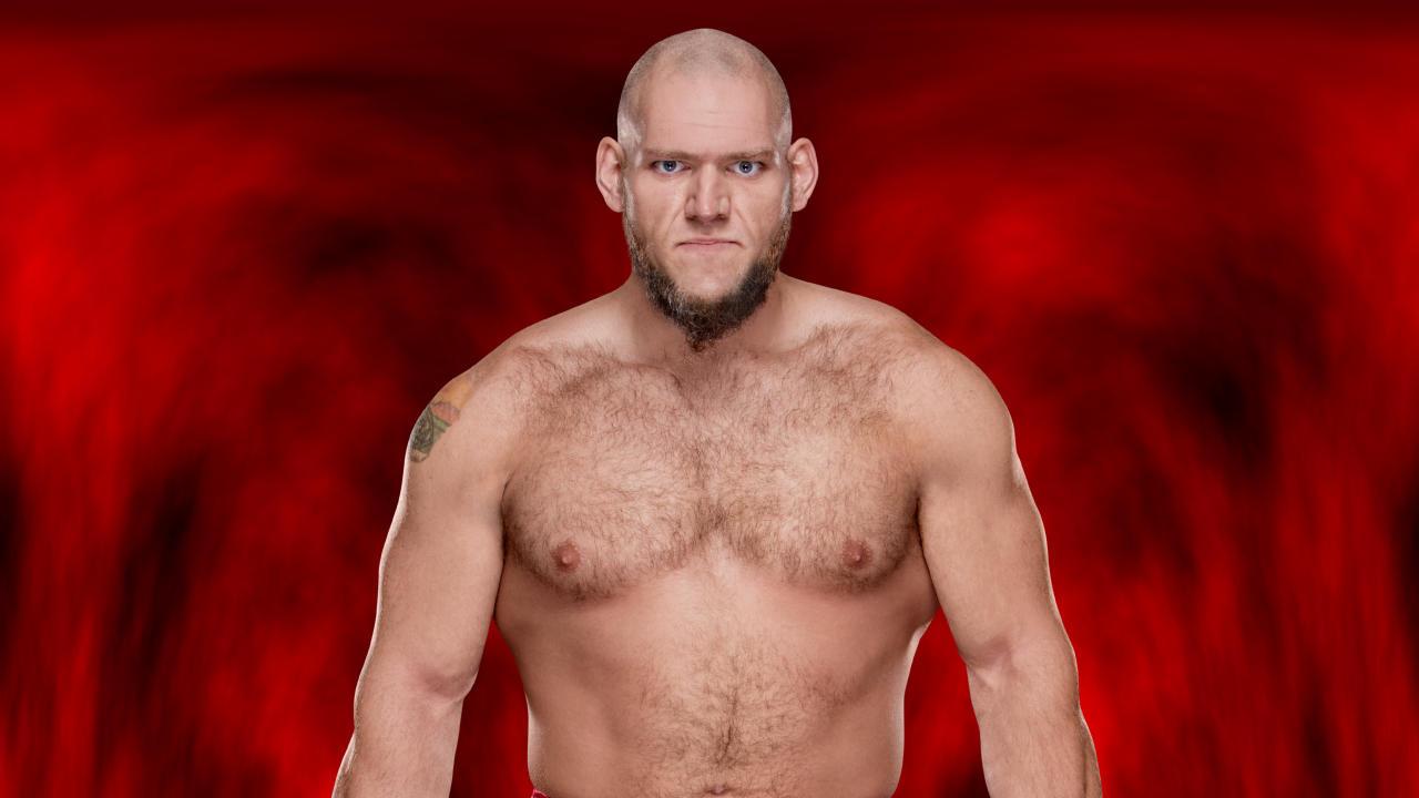 Lars Sullivan (NXT)