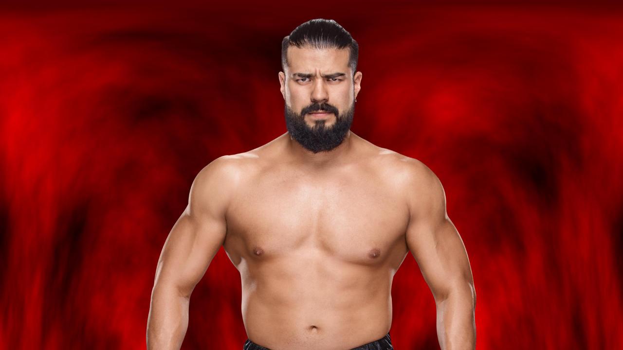 Andrade Cien Almas (Smackdown)
