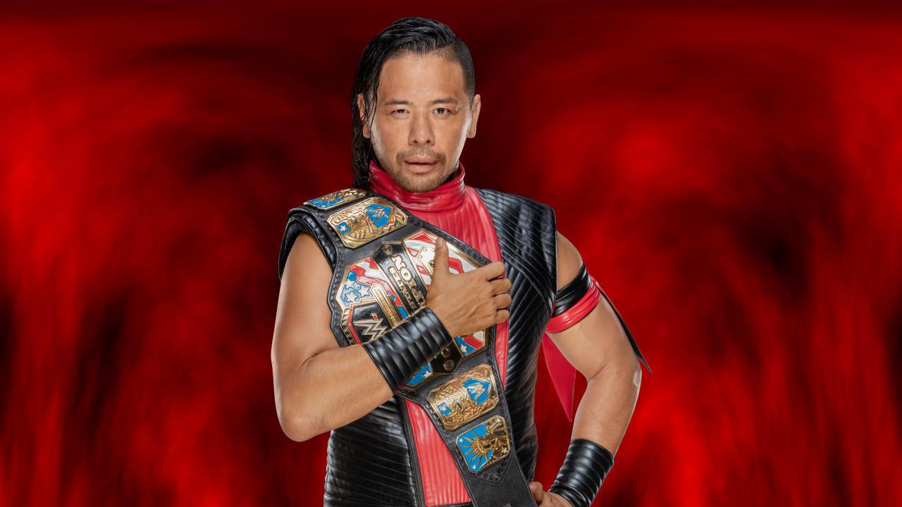 Shinsuke Nakamura (Smackdown)
