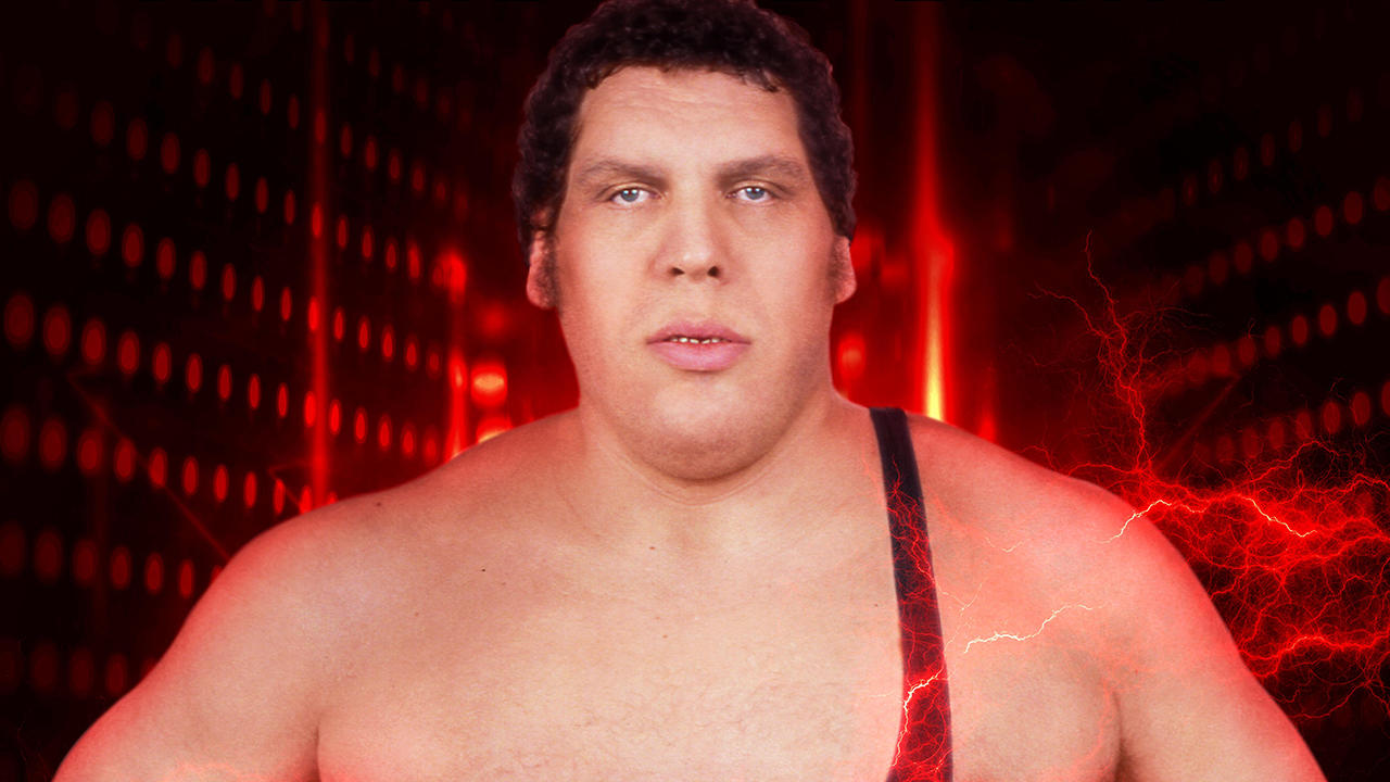 Andre The Giant (Legend)