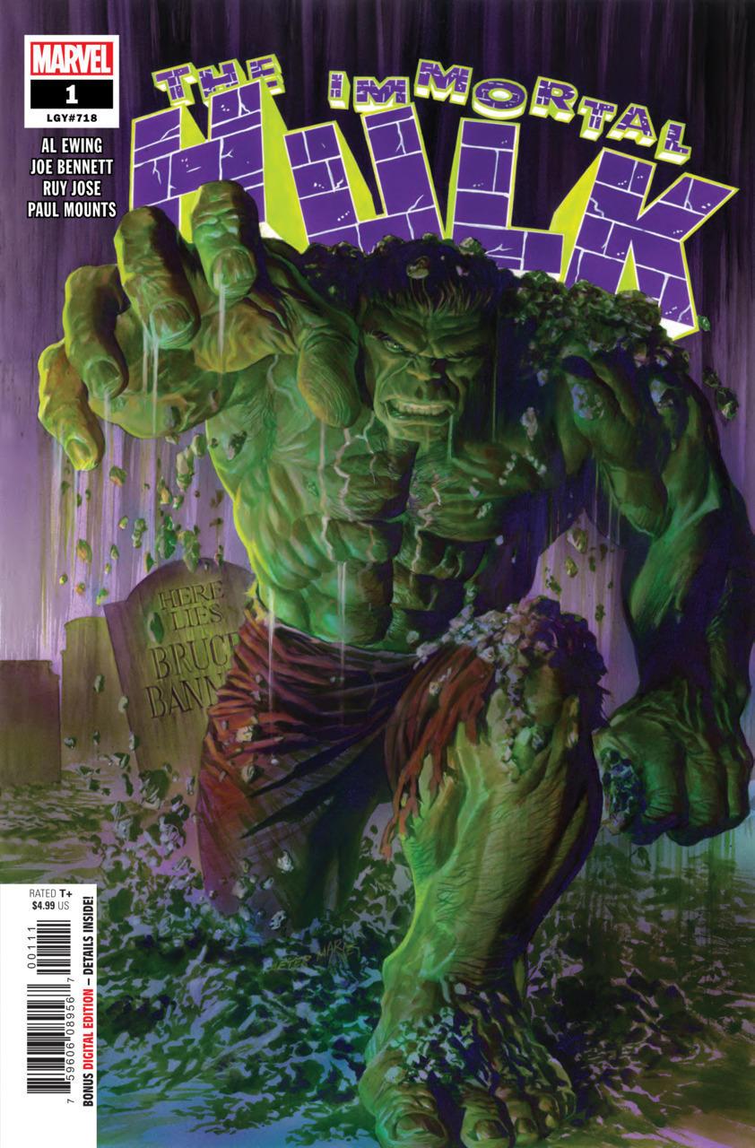 9. Immortal Hulk