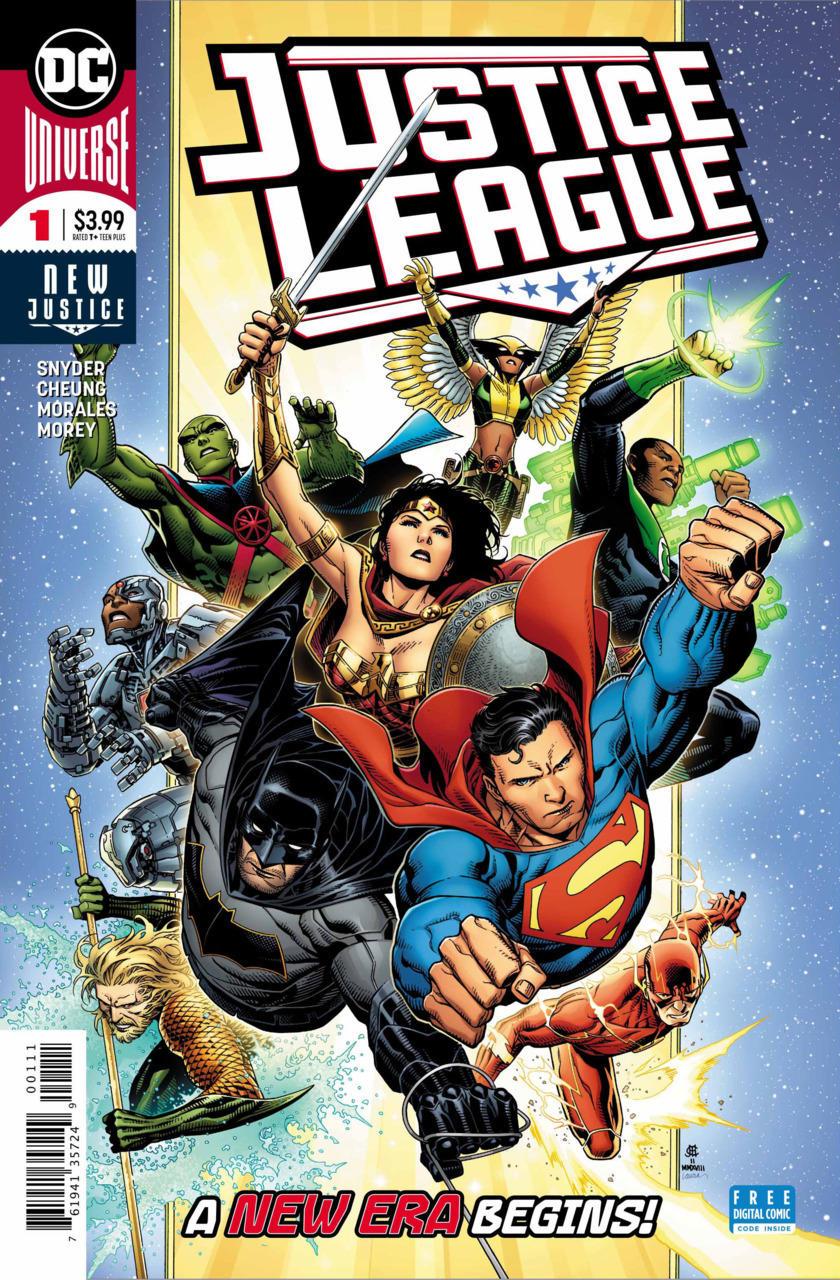 7. Justice League