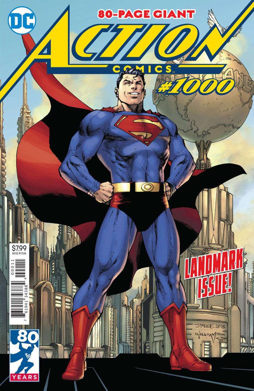 5. Superman/Action Comics
