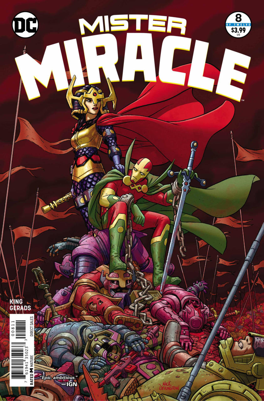 3. Mister Miracle