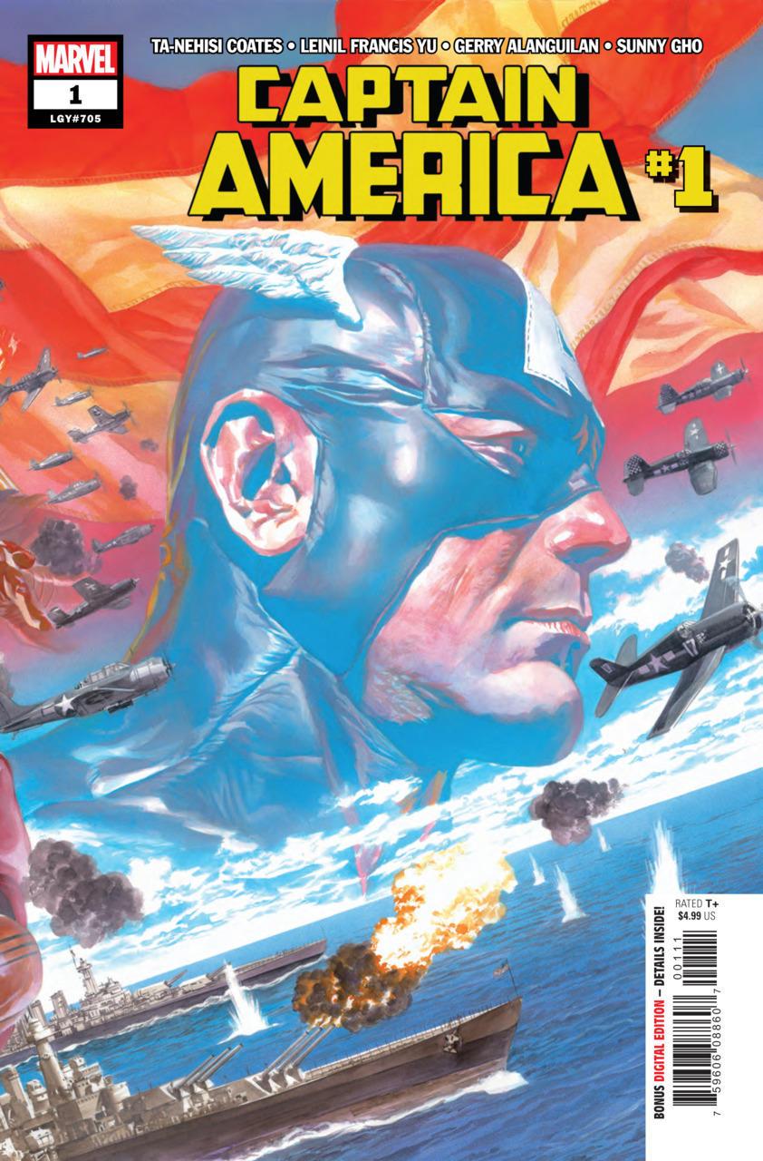 1. Captain America