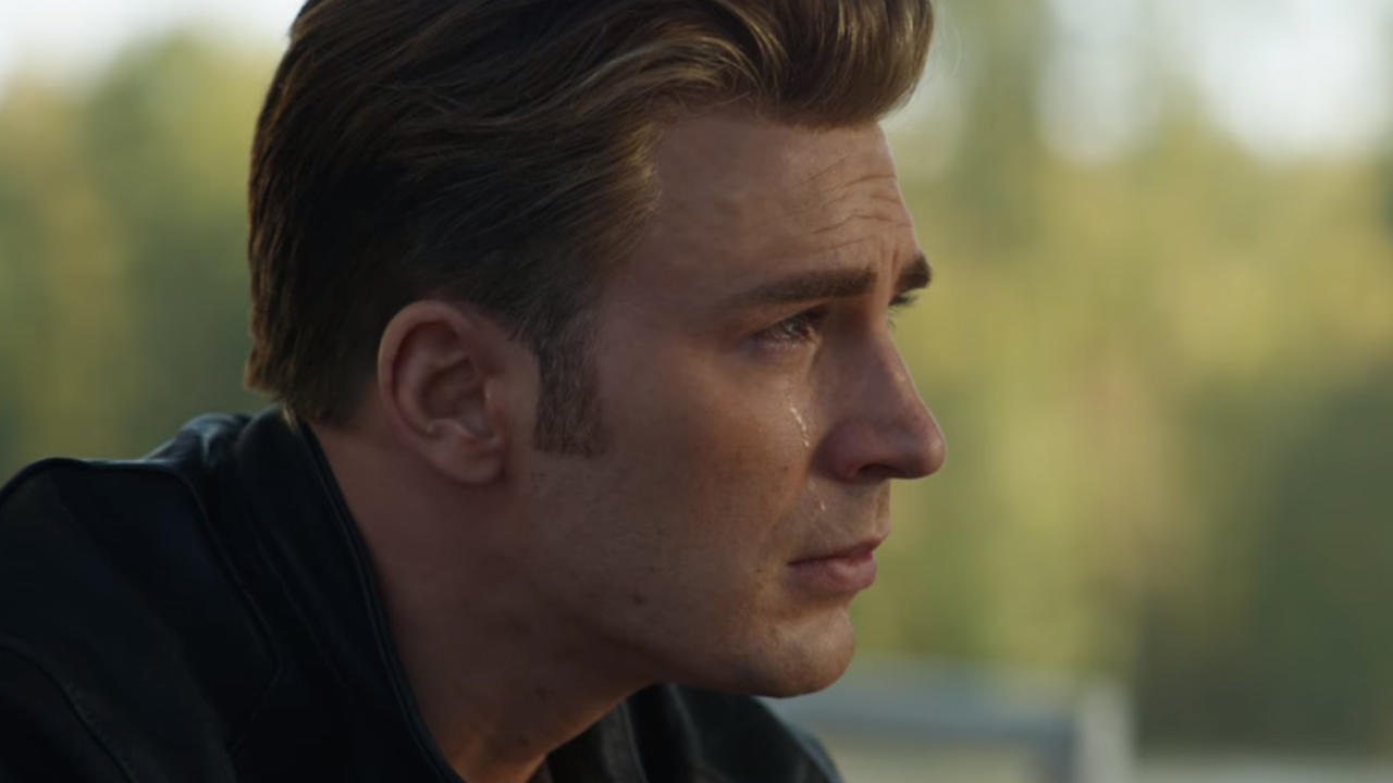Steve Rogers Has Shaved