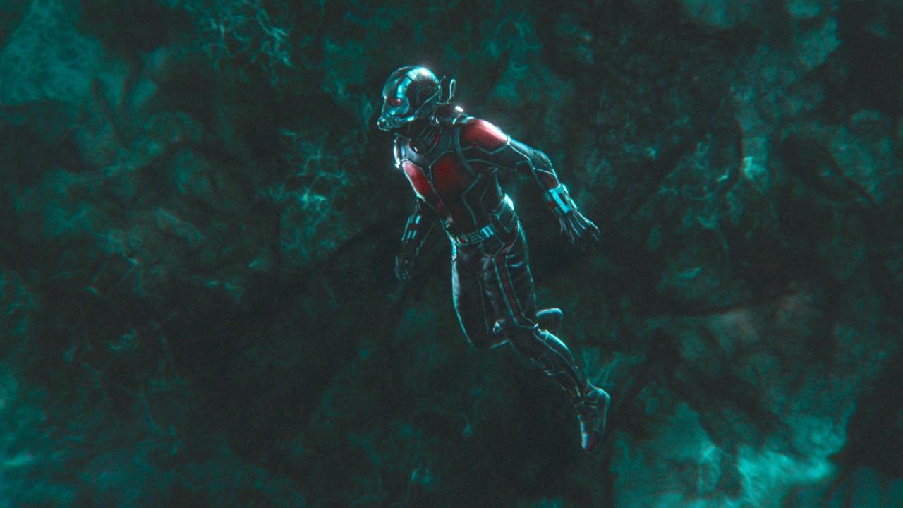 Ant-Man Has Escaped The Quantum Realm