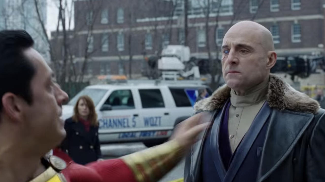 Dr. Sivana is the villain, but he might not be alone