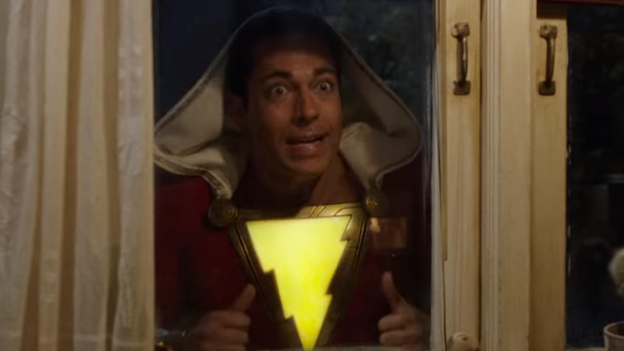 """The whole """"Shazam Family"""" has been cast, but may not get their powers"""