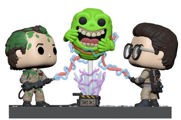 Pop Movie Moments: Ghostbusters