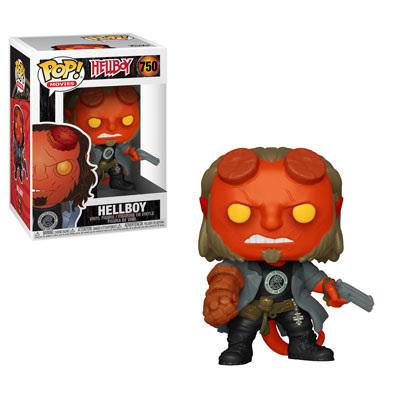 Pop Movies: Hellboy