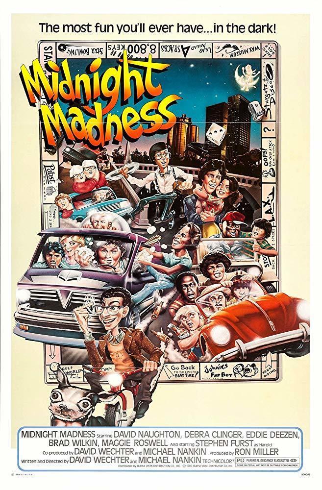 9. Midnight Madness (1980)