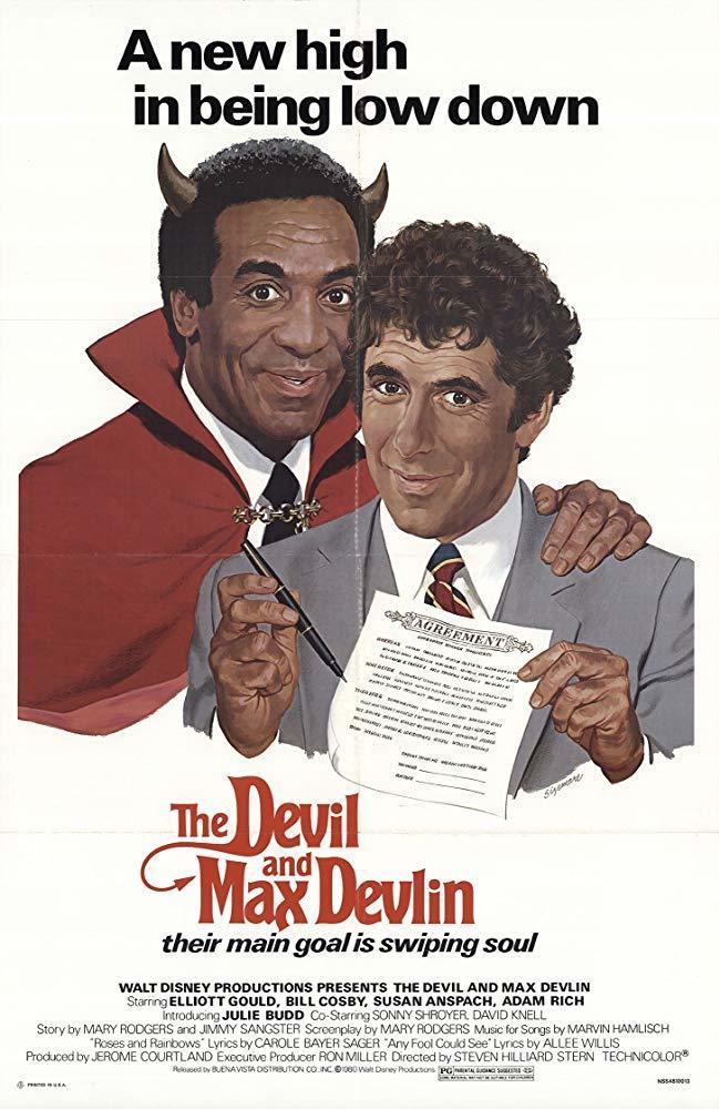 8. The Devil and Max Devlin (1981)