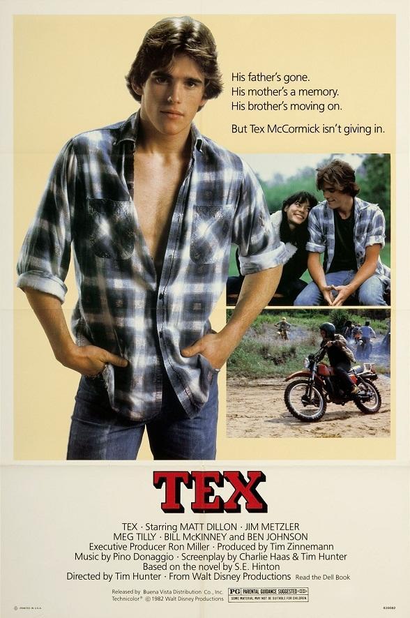 7. Tex (1982)
