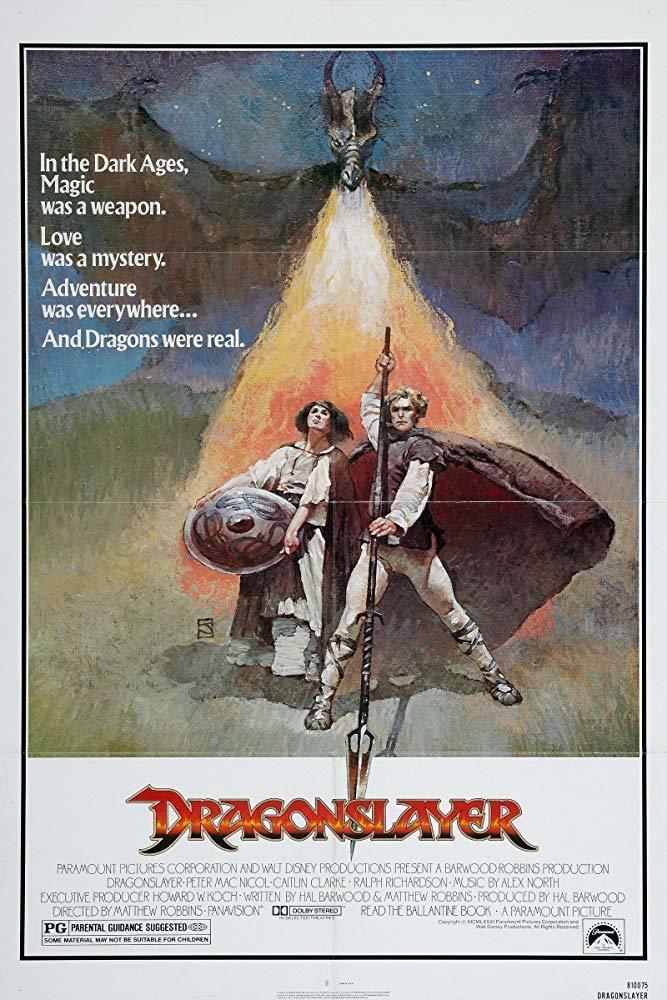6. Dragonslayer (1981)