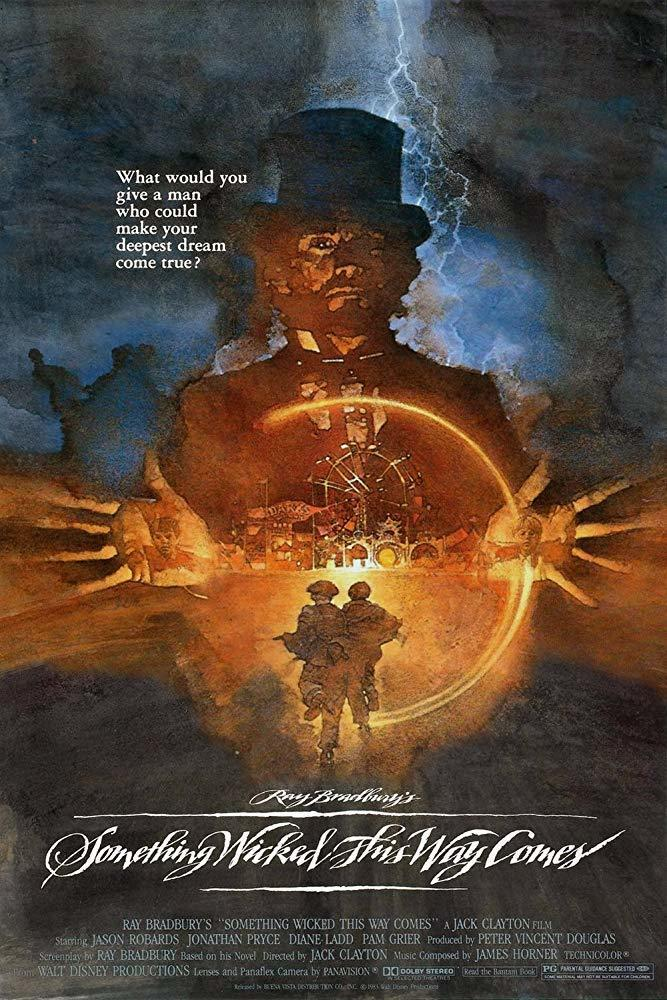 3. Something Wicked This Way Comes (1983)