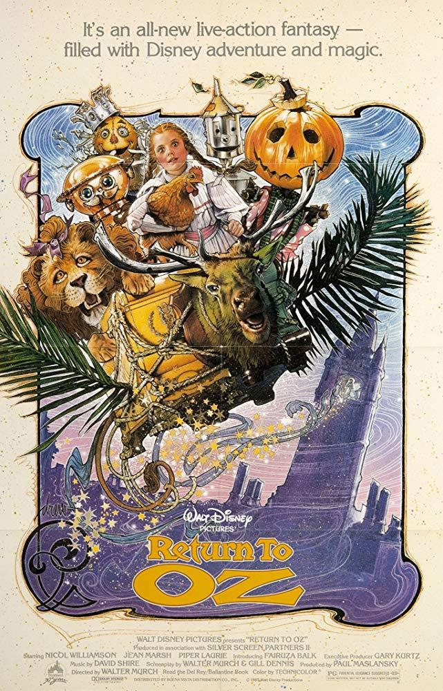 2. Return To Oz (1985)