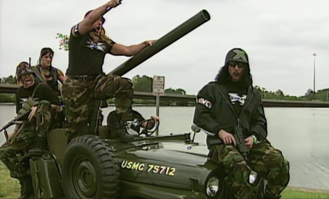 DX Invades WCW Nitro