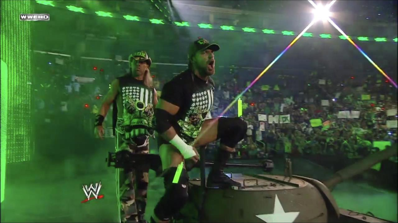 The Coolest Summerslam Entrance In WWE History