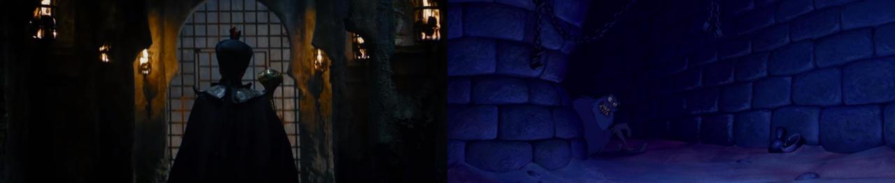 Jafar In Prison