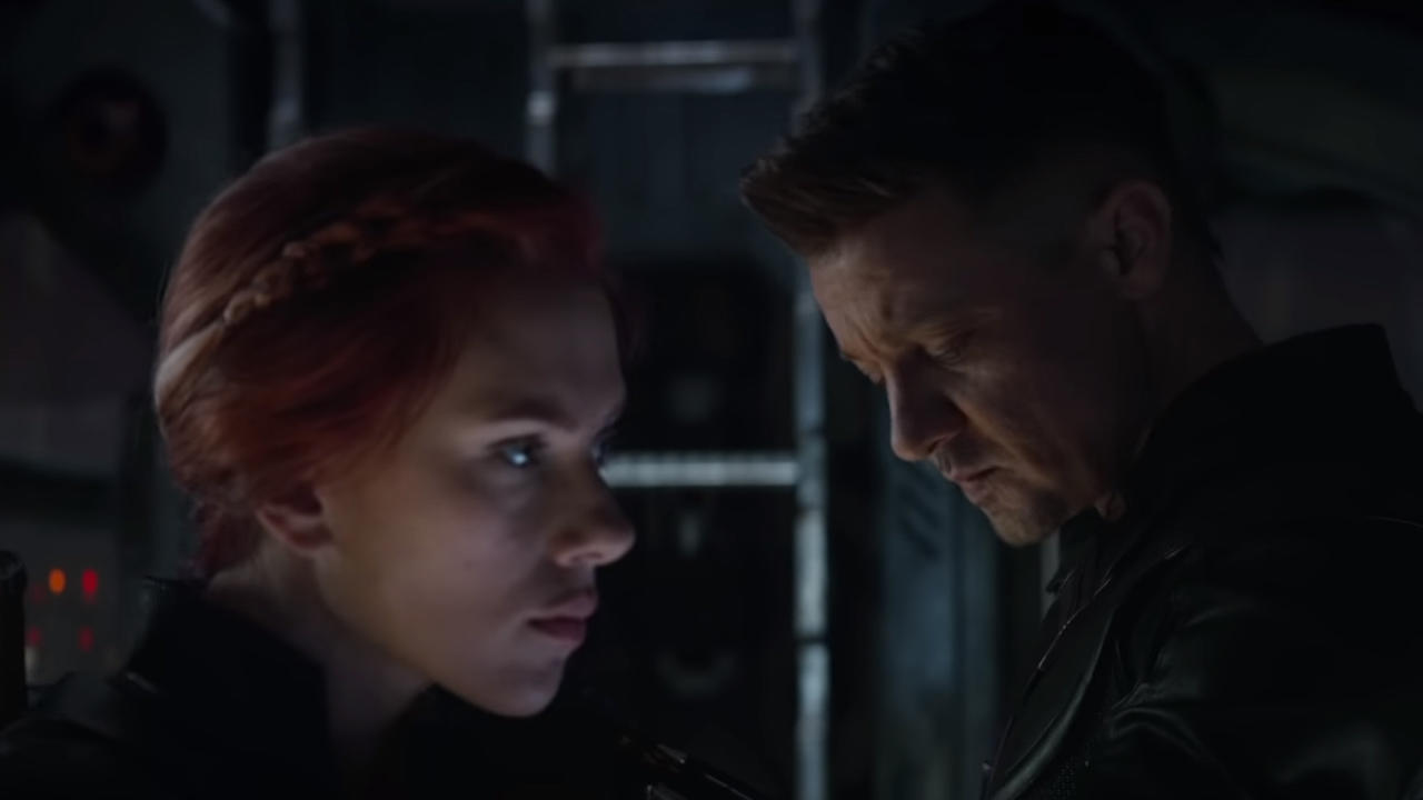 Black Widow Is There For The Widower