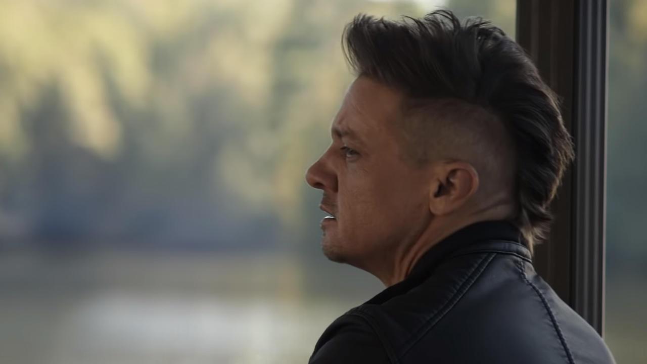 Here's A Nice Shot Of Clint's Haircut