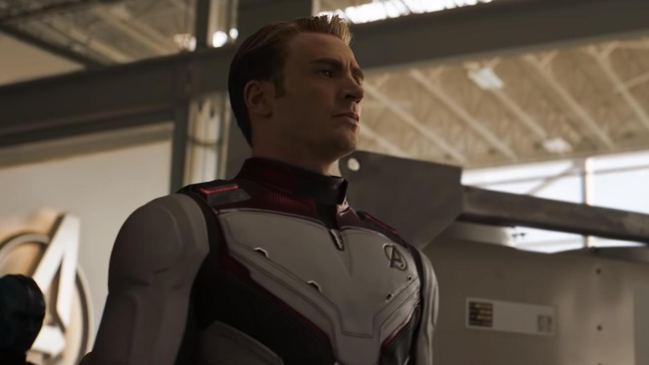 New Avengers Part 1