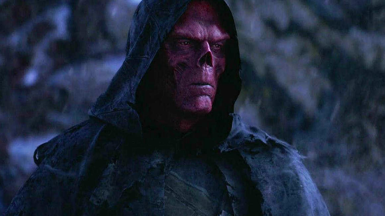 What's up with Red Skull?