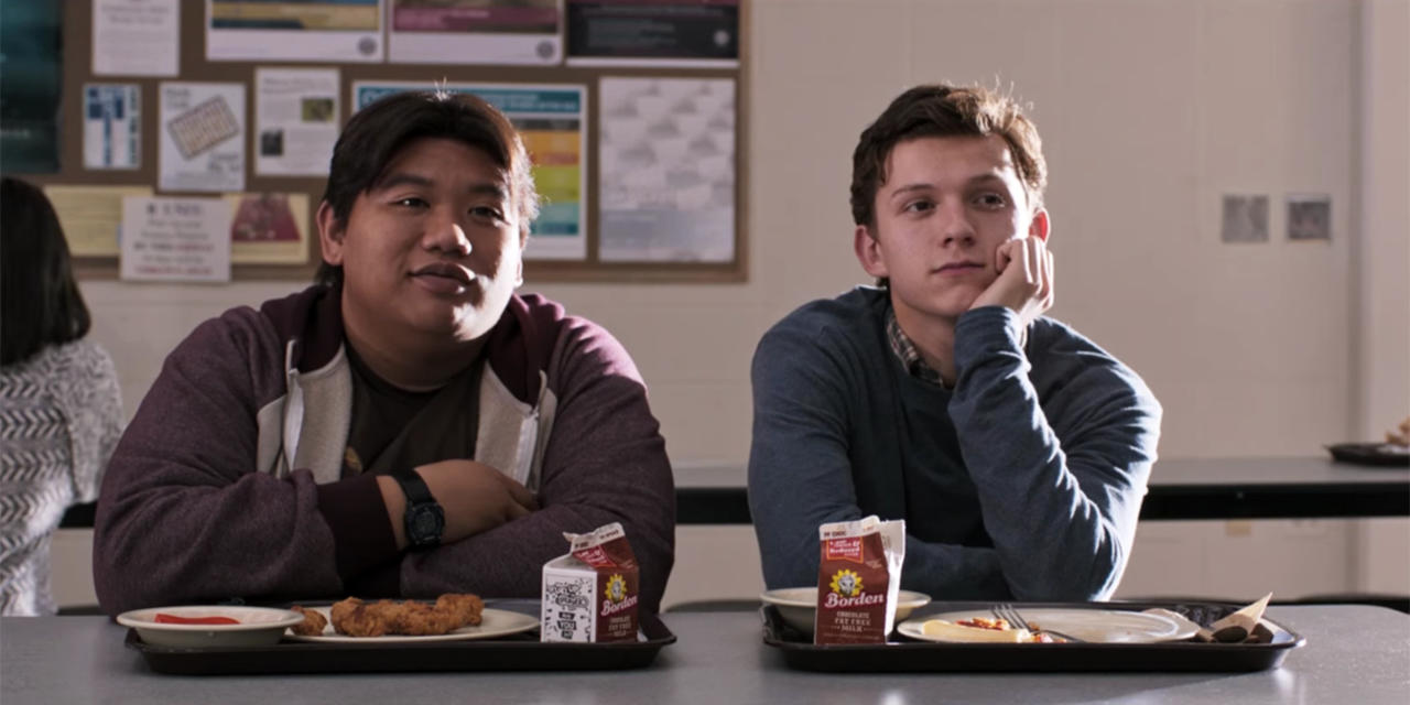 Did all of Peter's classmates get dusted or held back?