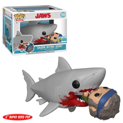 Jaws Biting Quint