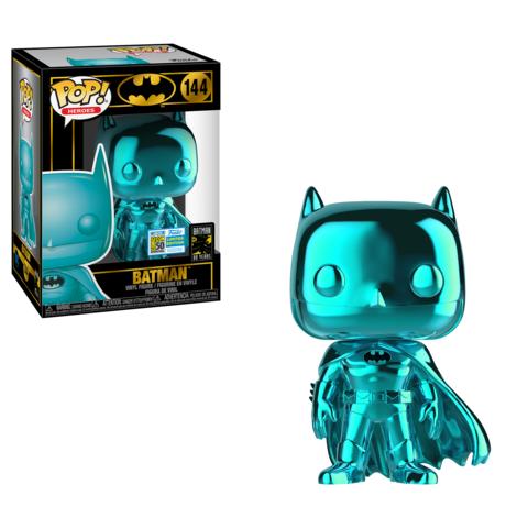 Batman (Teal Chrome)