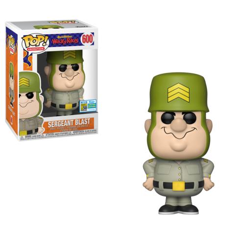 Sergeant Blast