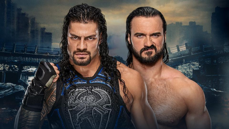 Roman Reigns vs. Drew McIntyre